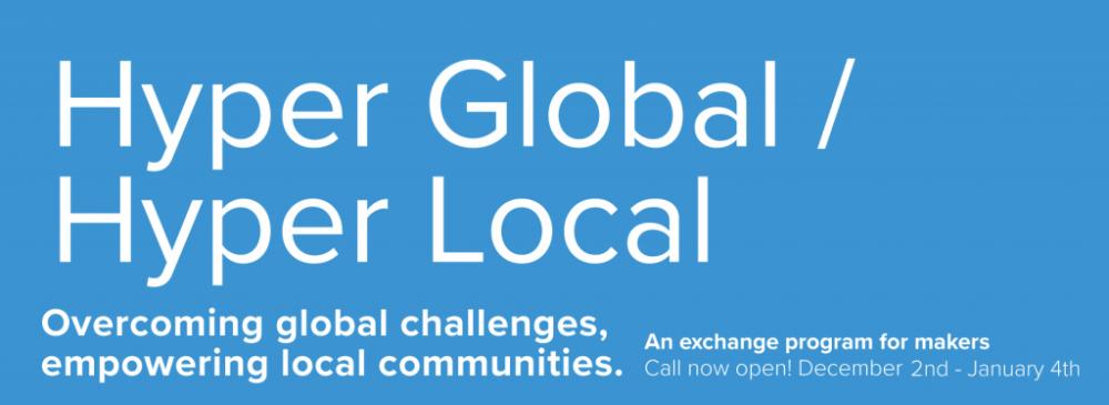 Zaproszenie dla artystów sektora kreatywnego do udziału w programie wymiany Hyper Global / Hyper Local
