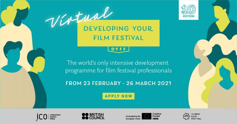 Nabór na szkolenie Developing Your Film Festival online