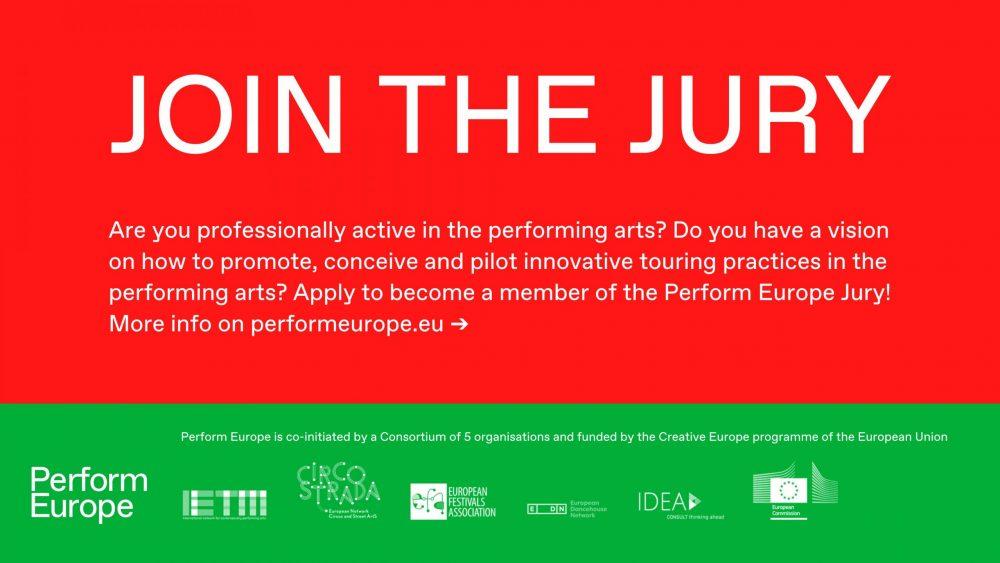 Open call | Perform Europe zaprasza do współpracy w ramach zespołu eksperckiego