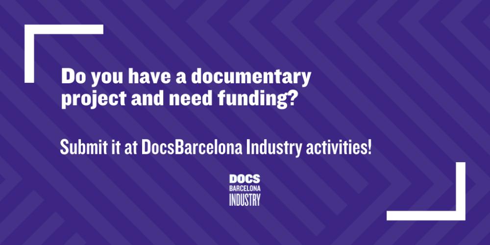 Sekcja Industry na DocsBarcelona w tym roku online