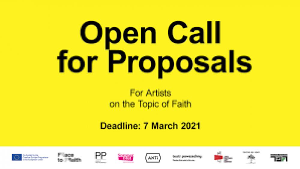 Open call dla artystów i konferencja w ramach projektu FACE TO FAITH