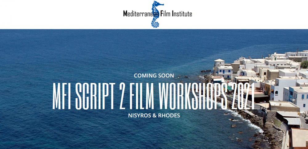 Trwają zapisy na warsztaty MFI Script 2 Film 2021