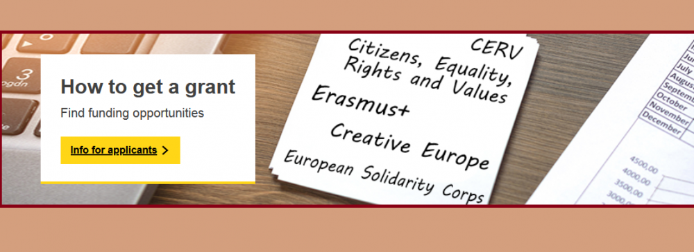 Nowa strona internetowa Agencji Wykonawczej ds. Edukacji, Kultury i Sektora Audiowizualnego