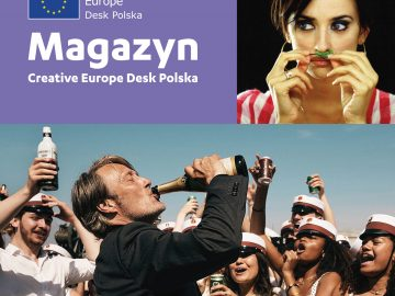 Magazyn Creative Europe Desk Polska 1/2021 [plik pdf, 7389 KB]