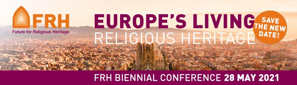 Europe's Living Religious Heritage |Konferencja 28 maja 2021