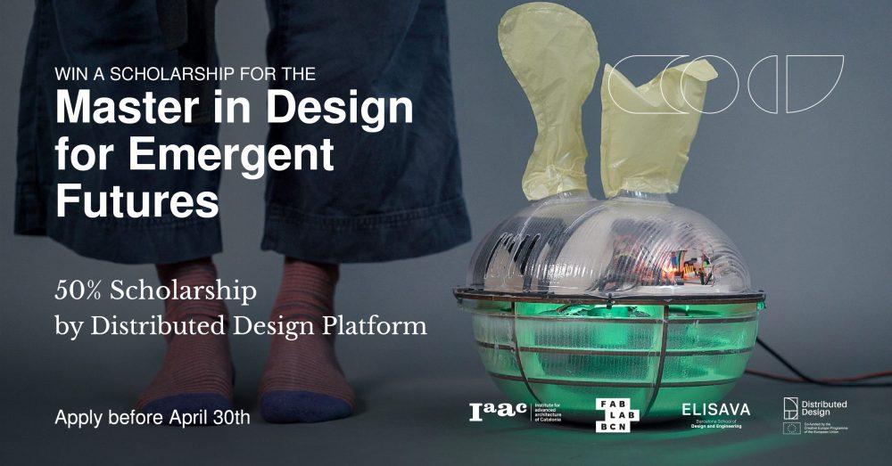 Program stypendialny dla europejskich projektantów w ramach działań platformy Distributed Design Market