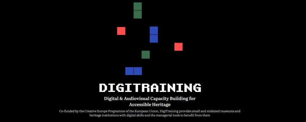 DigiTraining – program szkoleniowy dla sektora dziedzictwa kulturowego