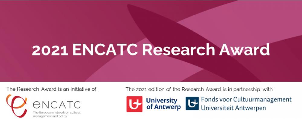 Nabór najlepszych prac doktorskich do nagrody ENCATC Research Award on Cultural Policy and Cultural Management