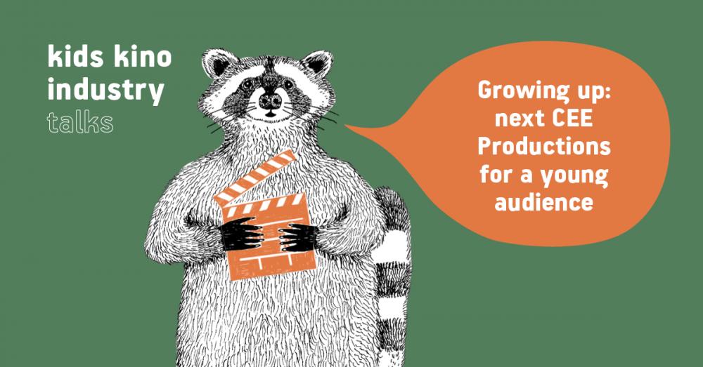 Kids Kino Industry Talks w kwietniu i maju
