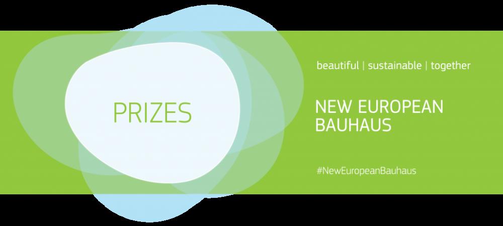 New European Bauhaus Prizes 2021 | nabór aplikacji konkursowych trwa do 31 maja