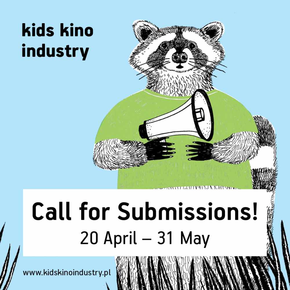 Nabór zgłoszeń na forum koprodukcyjne Kino Dzieci Industry został otwarty