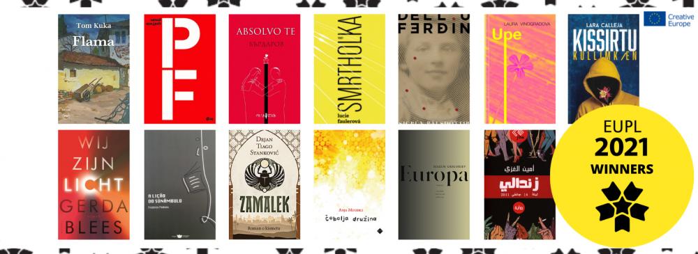 Poznaliśmy laureatów Nagrody Literackiej Unii Europejskiej 2021