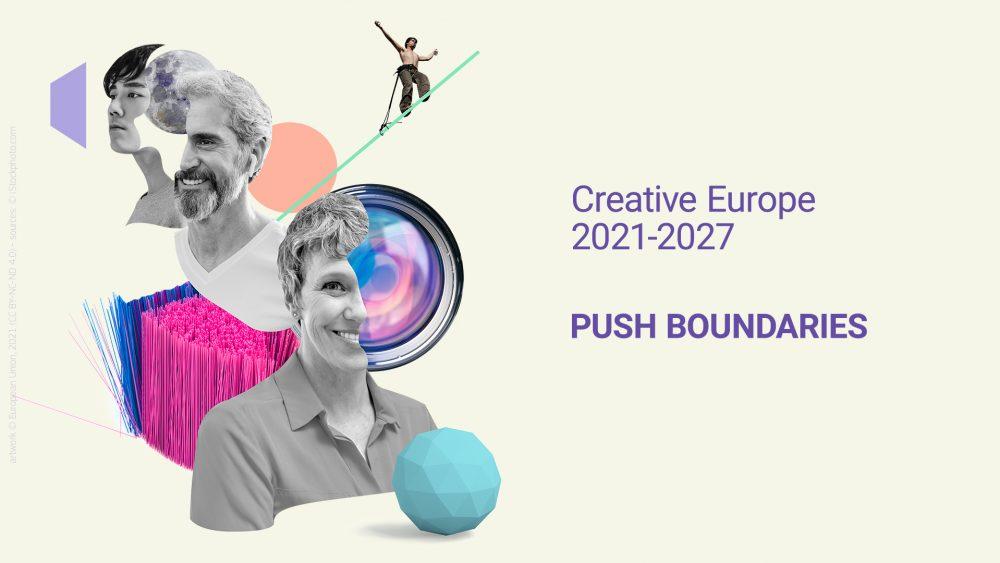 Program Kreatywna Europa 2021-2027, czyli unijne granty dla sektorów kultury, kreatywnych i audiowizualnego