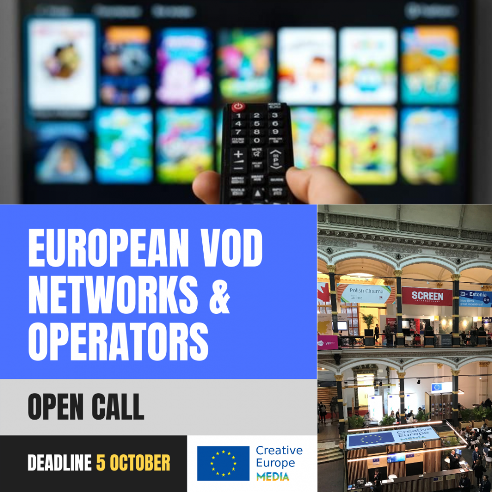 European VoD Networks and Operators