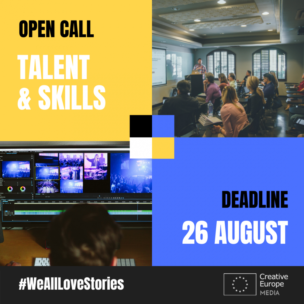 Fostering European Media Talents and Skills