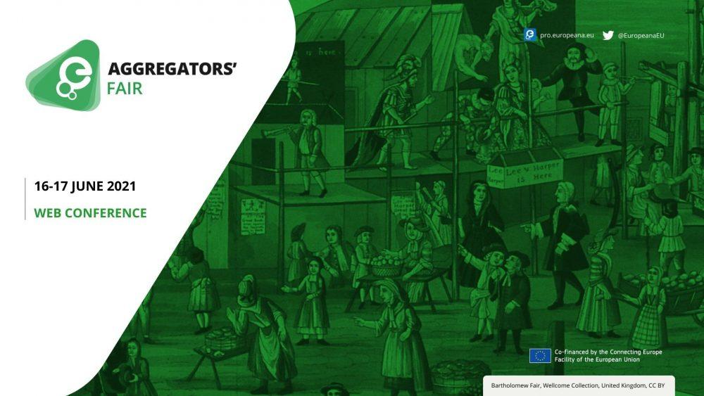 Europeana Aggregators' Fair | konferencja online, 16-17 czerwca