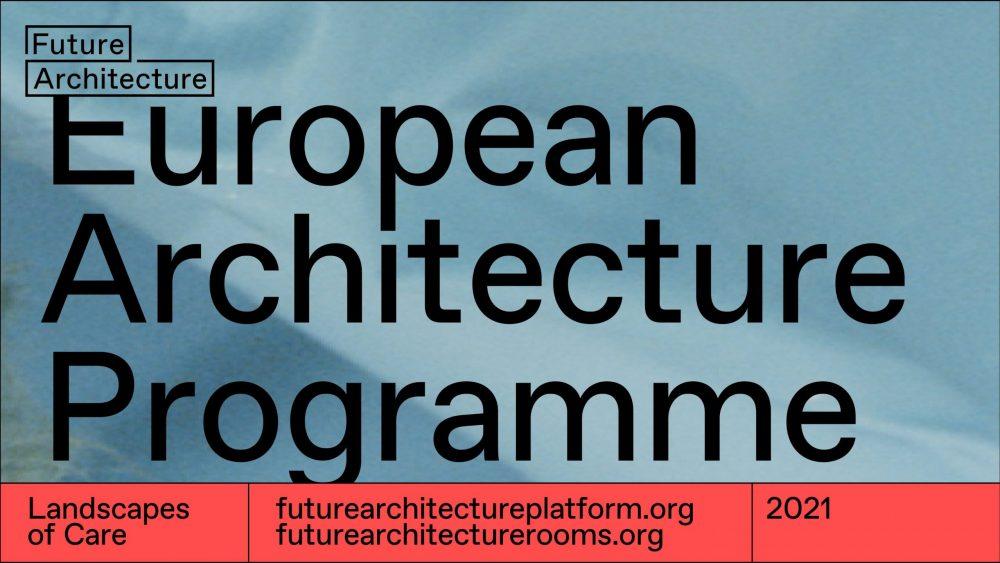 Platforma Future Architecture   program wydarzeń z zakresu architektury na 2021 rok