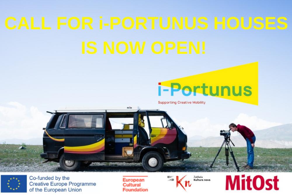 i-Portunus Houses: konkurs dla instytucji goszczących w ramach programu mobilności i-Portunus