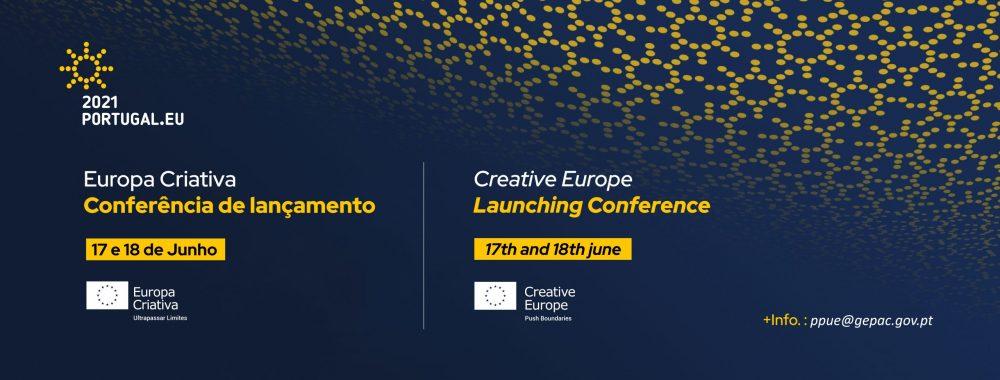 Inauguracja programu Kreatywna Europa 2021-2027   konferencja, 17-18 czerwca