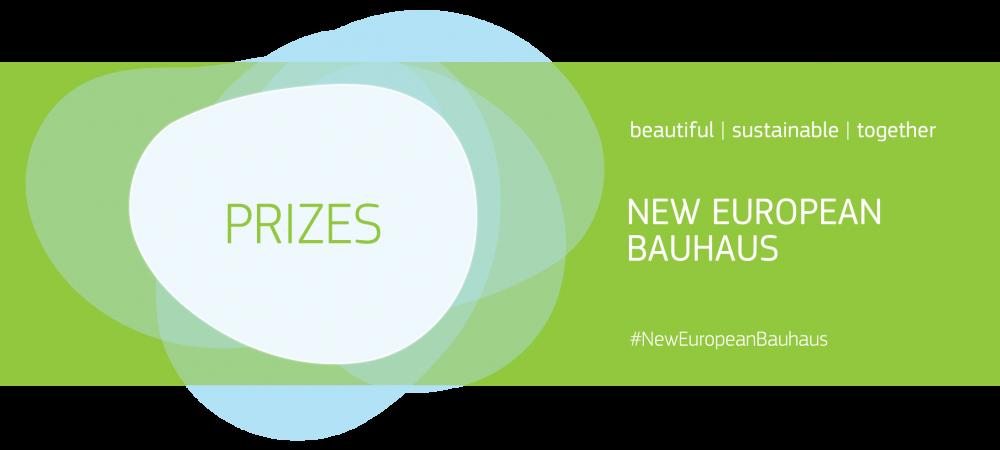Shortlista finalistów pierwszej edycji nagród Nowego europejskiego Bauhausu