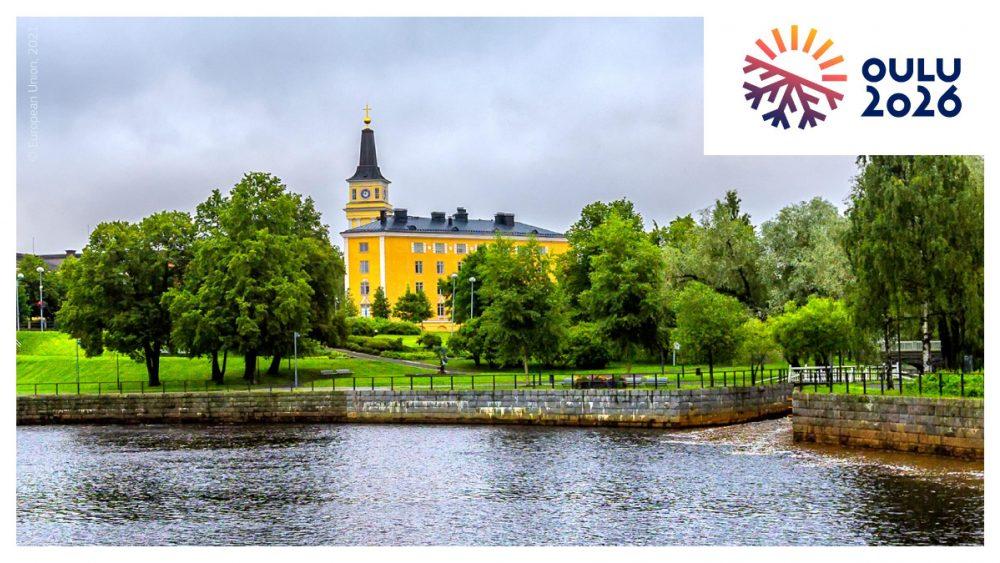 Europejska Stolica Kultury 2026: Oulu