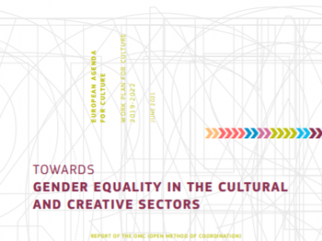 Towards Gender Equality in the Cultural and Creative Sectors [plik pdf, 10,6 MB]