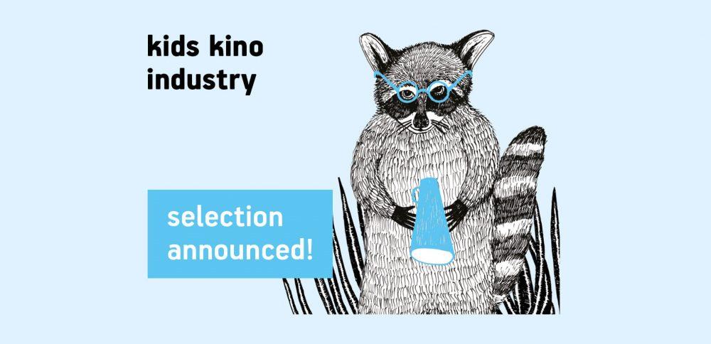 Znamy oficjalną selekcję Kino Dzieci Industry