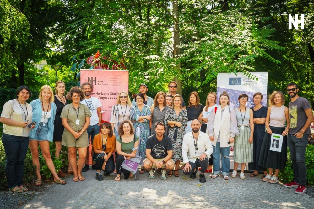 Znamy projekty nagrodzone na Studio Nowe Horyzonty+!