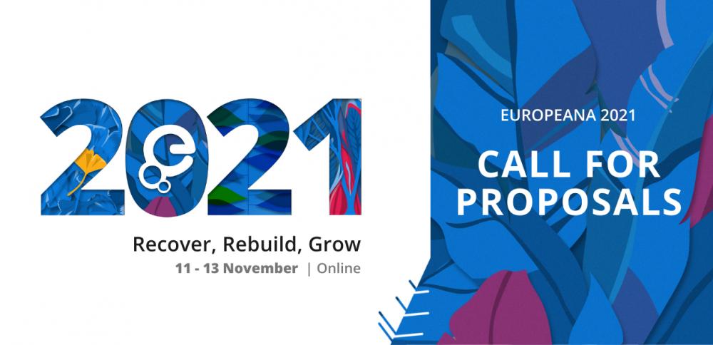 Zgłoś propozycję na interaktywne i angażujące webinarium, warsztaty lub sesję podczas konferencji Europeana 2021