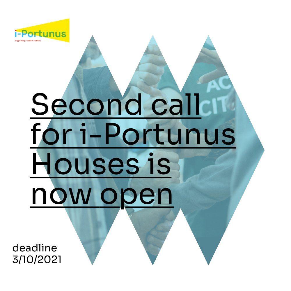 i-Portunus Houses: drugi nabór wniosków dla instytucji goszczących w ramach programu mobilności i-Portunus